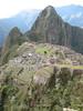 Machu Picchu and Huayna Picchu (Peru 2009, Machu Picchu 2430m.)