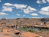 Cusco with Plaza de Armas (Peru 2009, Cusco 3360m.)