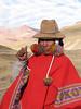 poncho (Peru 2009, Nevado Ausangate)