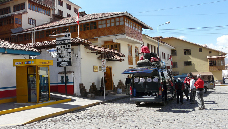 Hostel Andenes de Saphy in Cusco