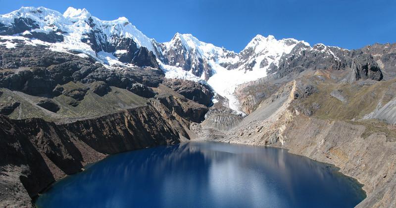 panorama lake (Peru 2009, Cordillera Blanca)