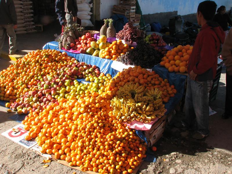 tasty fruits (Peru 2009 Caraz (2290m))