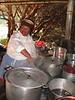 Frying Cavia porcellus (Guinea pig) (Peru 2009, Nat. Park Huaraz (3090m.))