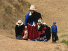 Returning from the Sunday market (new dog) (Peru 2009, Cordillera Blanca)
