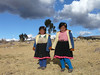 two sisters (Peru 2009, Nevado Ausangate (photo Michel Elshout))