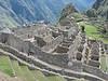 part of Machu Picchu (Peru 2009, Machu Picchu 2430m.)