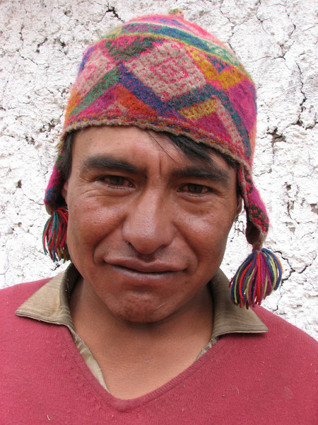the farmer (Peru 2009, Nevado Ausangate)