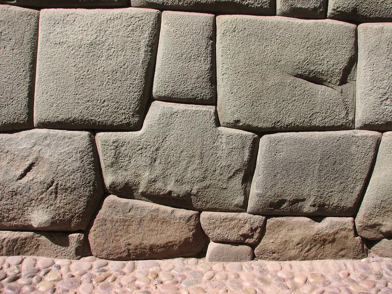 Hatum- Rumiyoc, wall of the sun temple (Peru 2009, Cusco 3360m. )