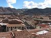 overview of Cusco at day (Peru 2009, Cusco 3300m.)
