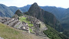 panorama, Machu Picchu 2430m. (Peru 2009, Machu Picchu 2430m.)