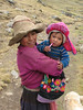 Girl with her little sister (Peru 2009, Cordillera Blanca)
