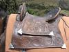 Horse saddle (Peru 2009, Cordillera Blanca)