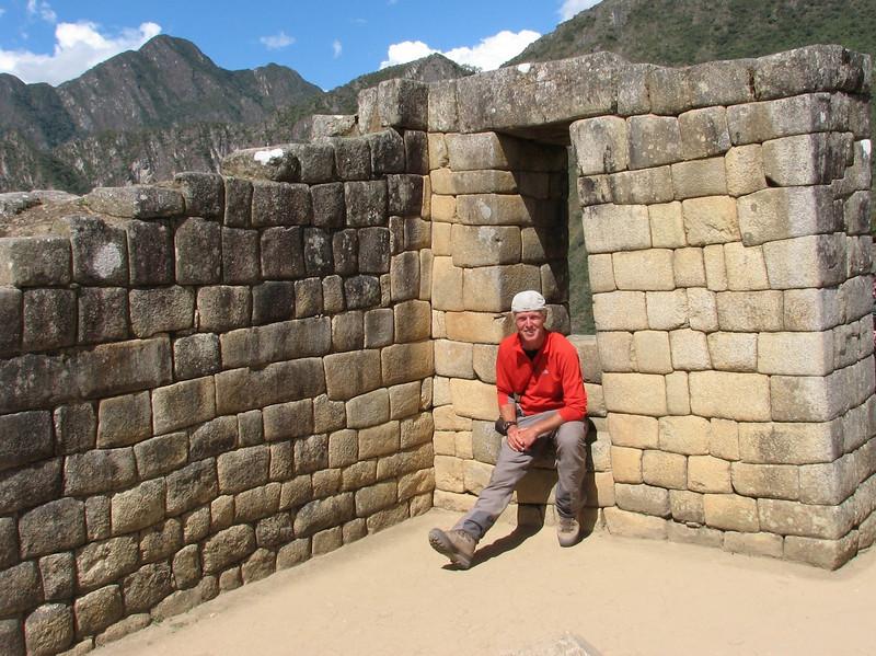 (Peru 2009, Machu Picchu 2430m.)