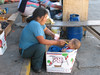 Baby box (Peru 2009, Caraz 2290m. Cordillera Blanca)