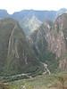 the river Rio Vilcanota near Machu Picchu (Peru 2009, near Machu Picchu 2430m.)