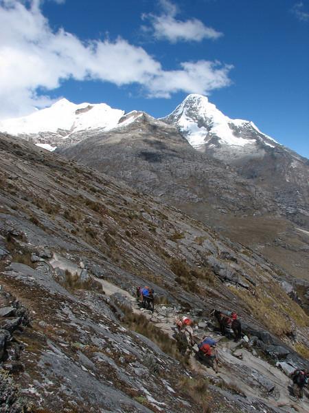 Trekking (Peru 2009, Cordillera Blanca)