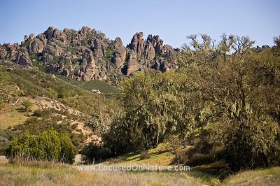 Wilderness Trail, Pinnacles National Park