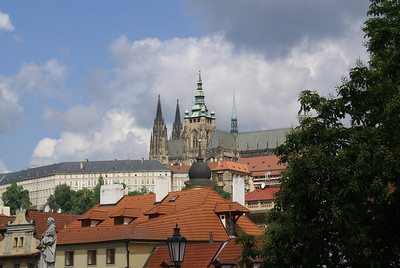 A quick city break to Prague in May 2007