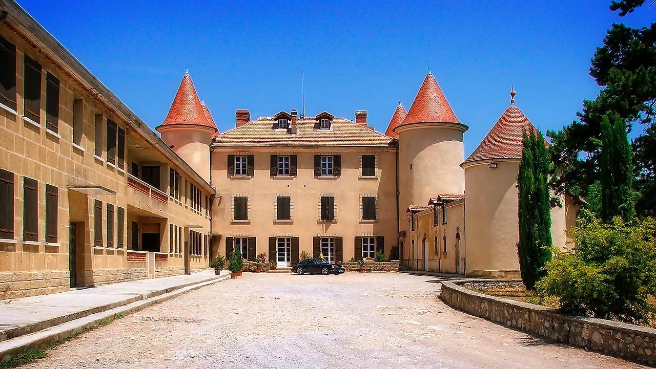 Château du Grand Sambuc