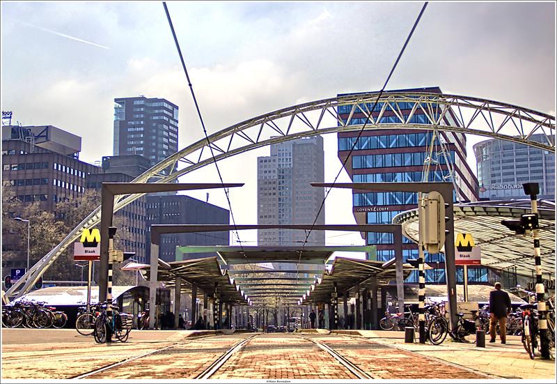 Station Blaak, Rotterdam NL