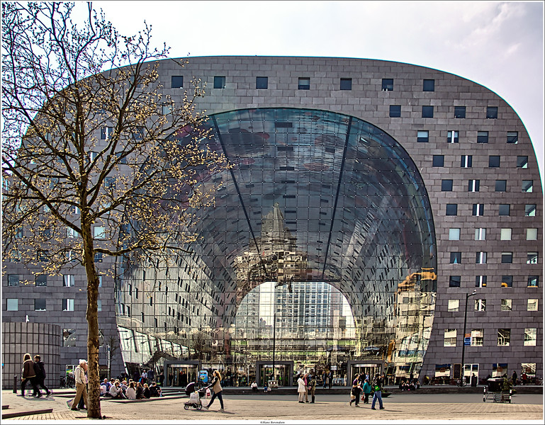"""Markthal"" , Rotterdam"