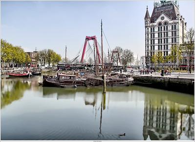 """Oudehaven"", Rotterdam NL"