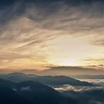 Sagada 2012 - Echo Valley and Kiltepan Sunrise :