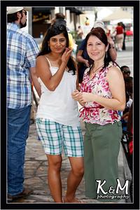 Preethi and Monique