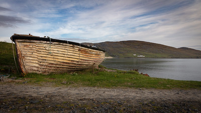 Boat, Vatersay, Outer Hebrides