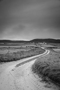 Track, South Uist, Outer Hebrides