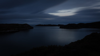 Blue, Lochskipport, South Uist, Outer Hebrides