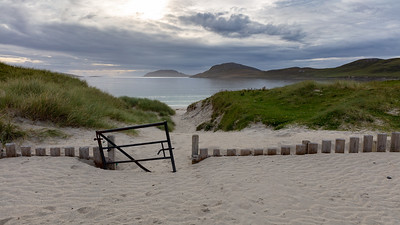 Early morning, eastern beach, Vatersay,  Outer Hebrides