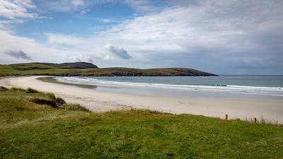 West beach, Vatersay, Outer Hebrides