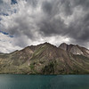 Summer Storm Gathering Over Convict Lake