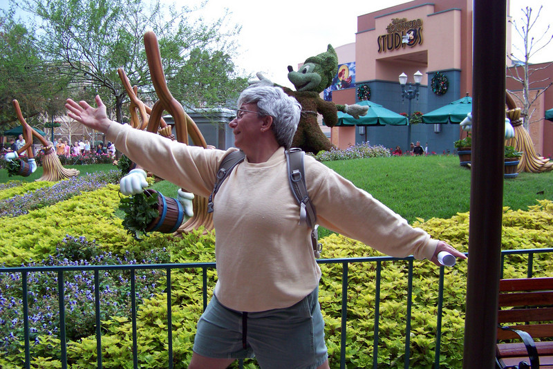 Jeane is the new Sorcerer's Apprentice; ready to star in her own remake of Fantasia (we'll call it Smartasia).