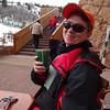 Ahhh, the apre-ski hot chocolate.