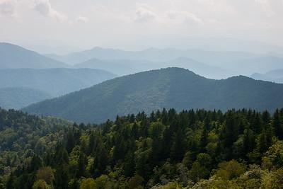 Smokies Hills And Valleys