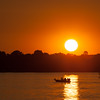 Zambezi River Sunset