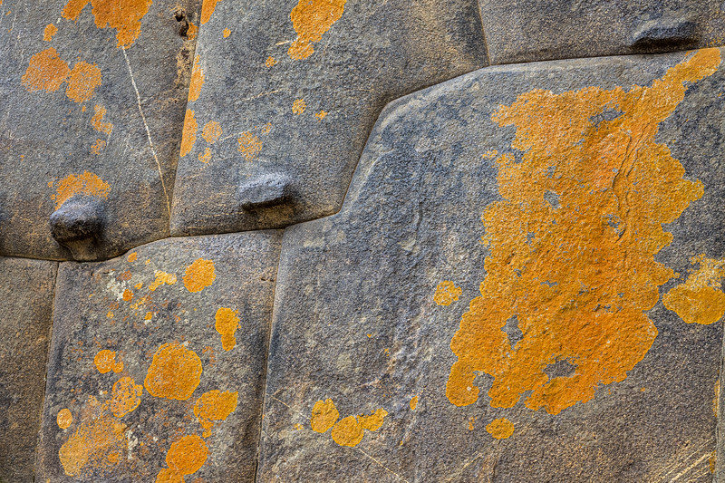 Stonework - Ollantaytambo