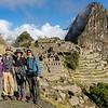 The Crew at Macchu Picchu