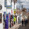 Street Scene - San Blas