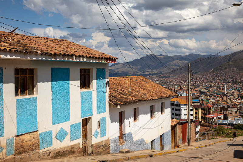 Side Streets of Cusco