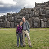 Jim and Susan - Sacsayhuamán