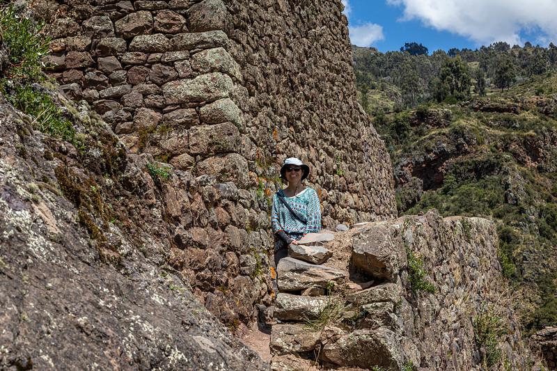 Suan and Písac Ruins - el Vale Sagrado