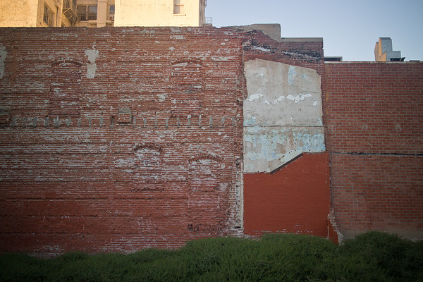 Wall Remnant, Whittier