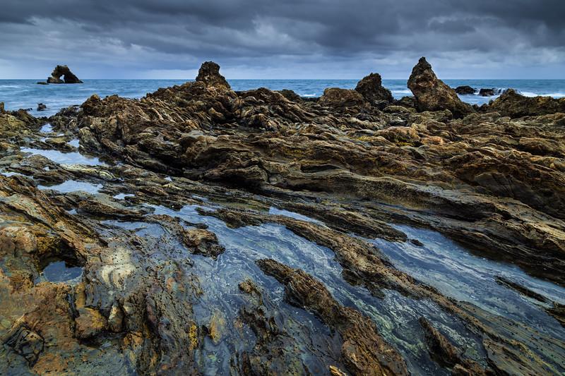 Rainy Morning, Corona Del Mar
