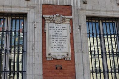 Memorial to May 2