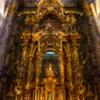 El Salvador Church Altarpiece
