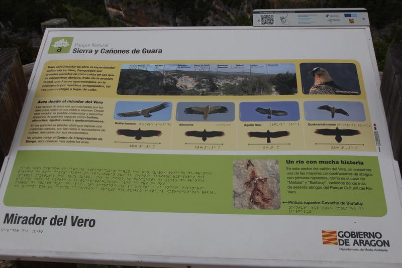 Almazorre, Parque Natural Siera y Cañones de Guara, Huesca
