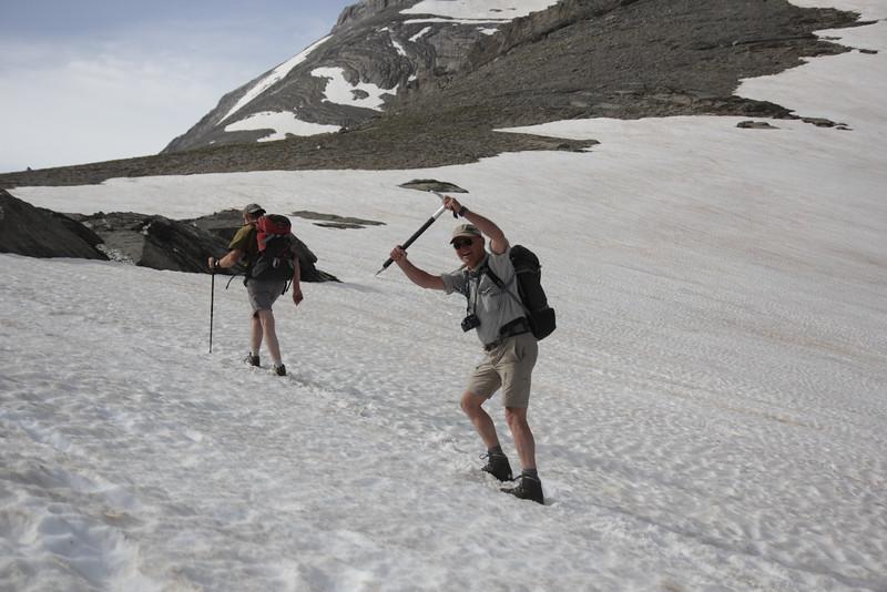 SE of Rifugio de Goriz, 2200m, Cañon de Añisclo, P.N. Ordessa and Mnt. Perdido, Aragon